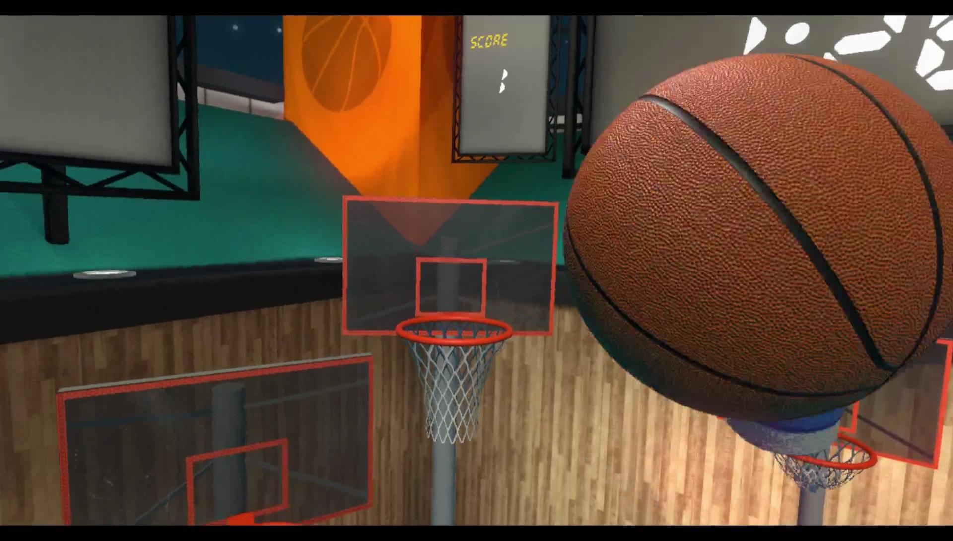 Hoops VR Screenshot