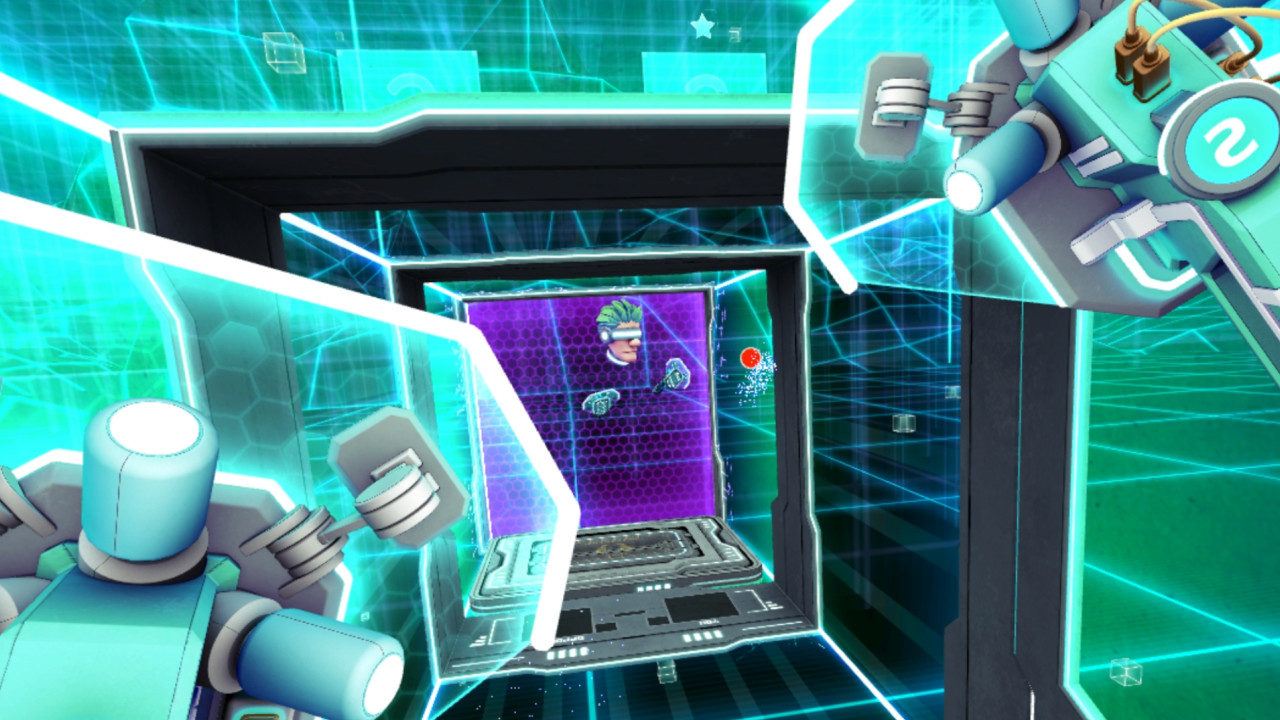 Cyberpong Screenshot