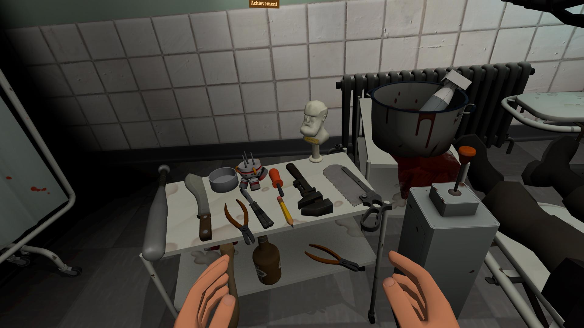 Surgeon Simulator VR: Meet The Medic Screenshot