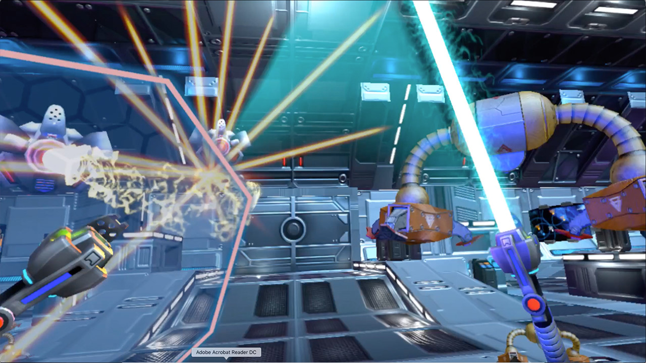 Bladeshield Screenshot