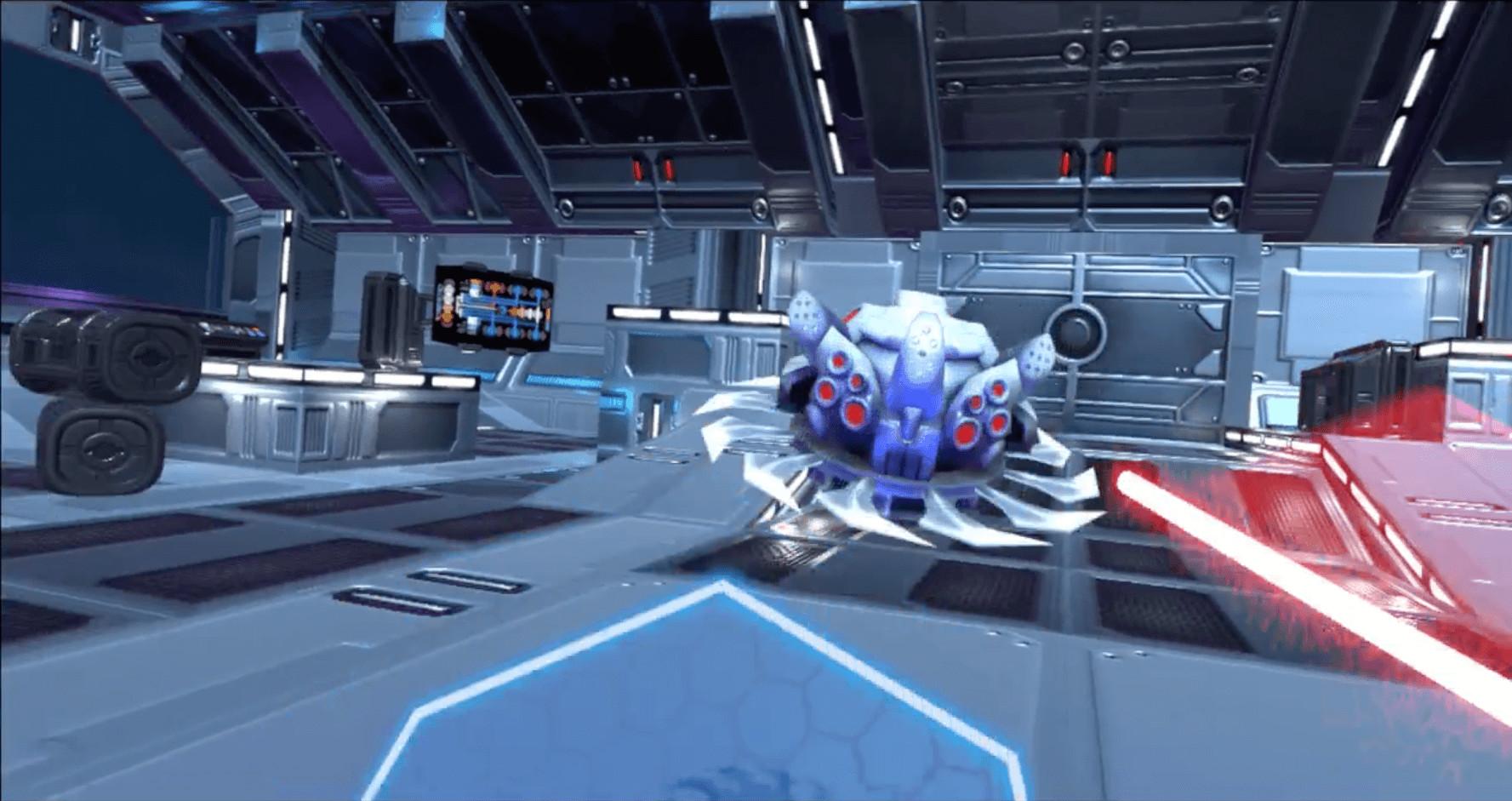 Bladeshield Screenshot