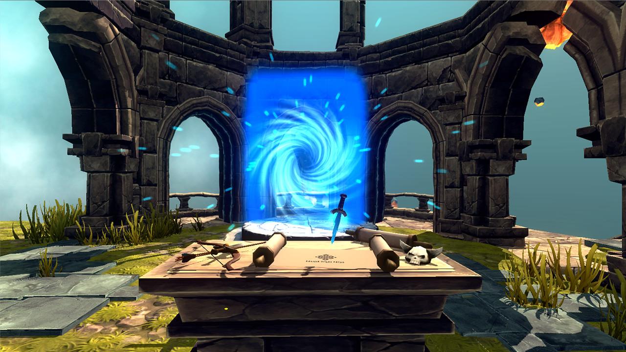 Trickster VR Screenshot