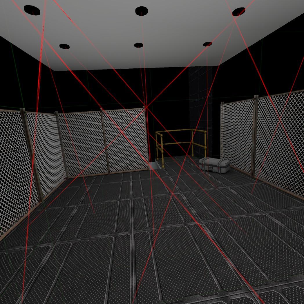 Escape The Bunker Screenshot