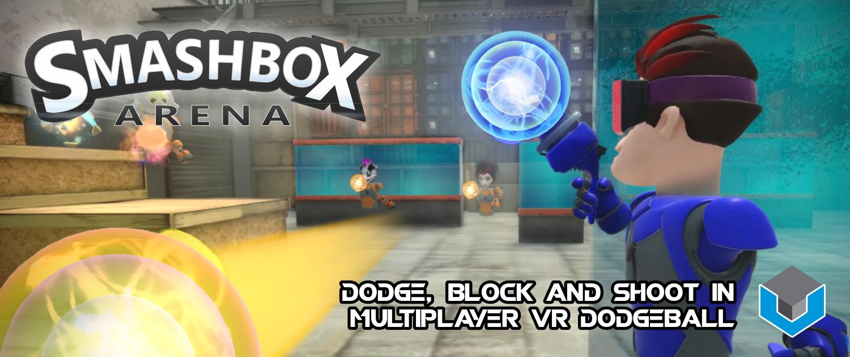 Smashbox Arena Slider