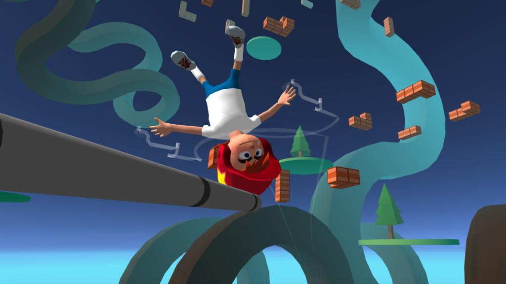 SwingStar VR Screenshot