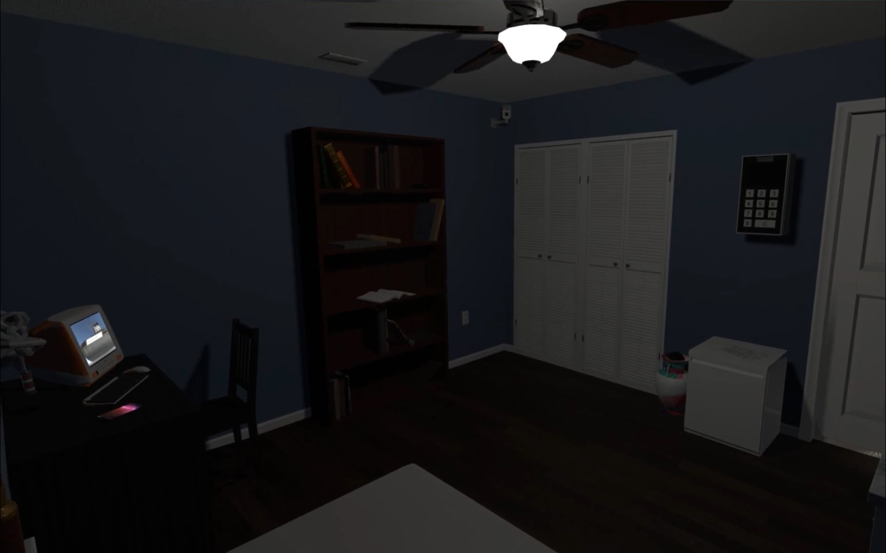 Alcatraz VR Escape Room Screenshot