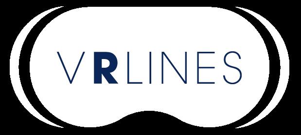 VRLINES Logo