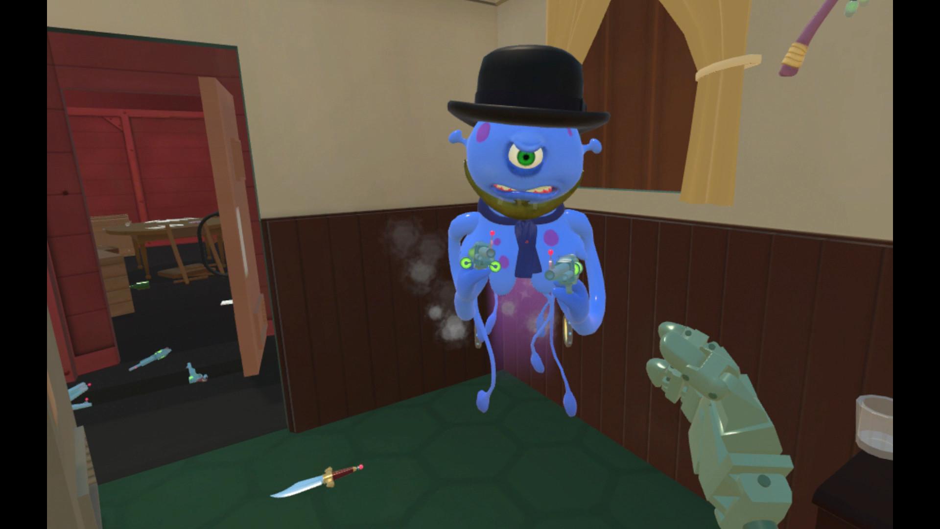 Cowbots and Aliens Screenshot
