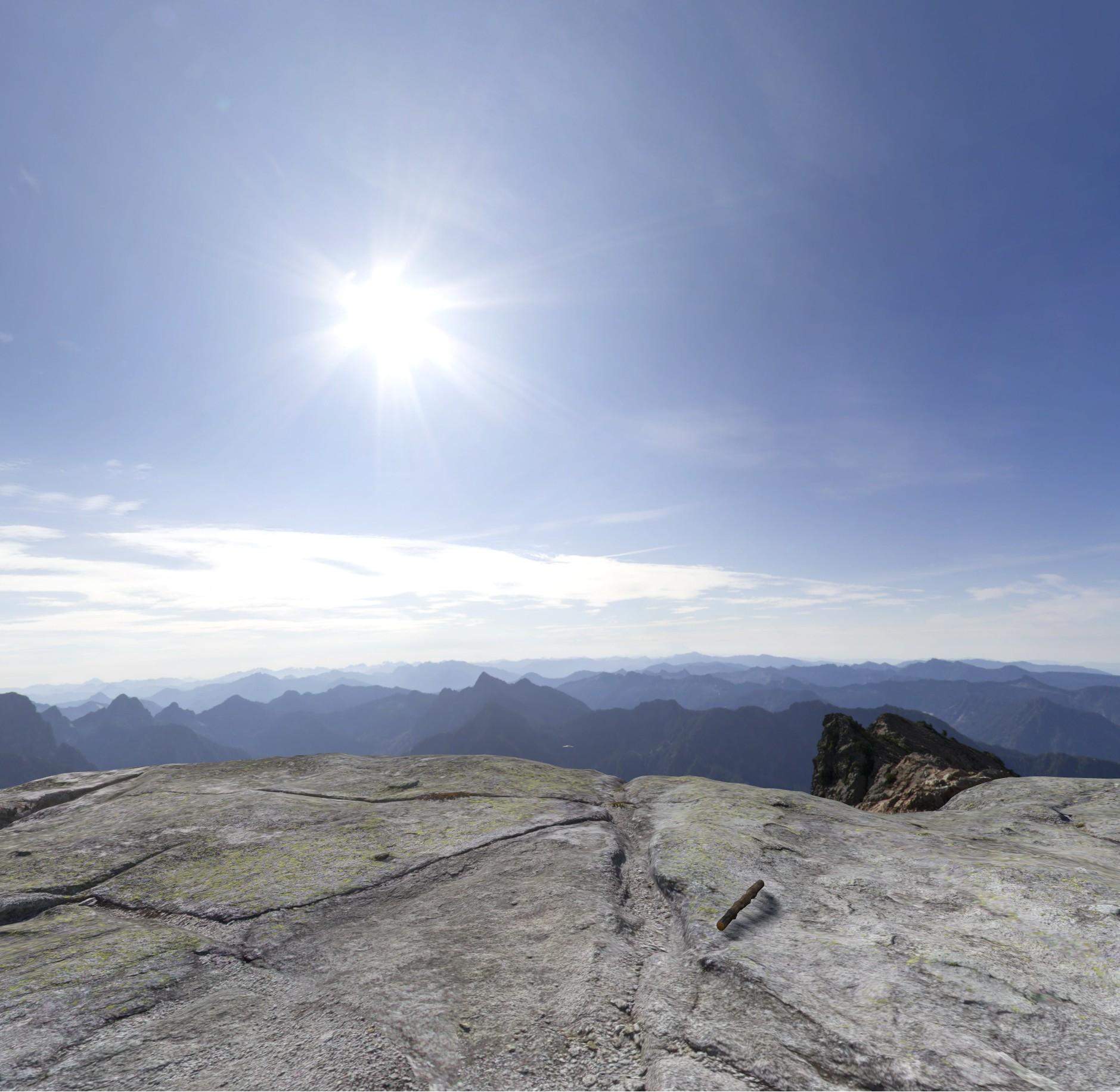 Vesper Peak Screenshot