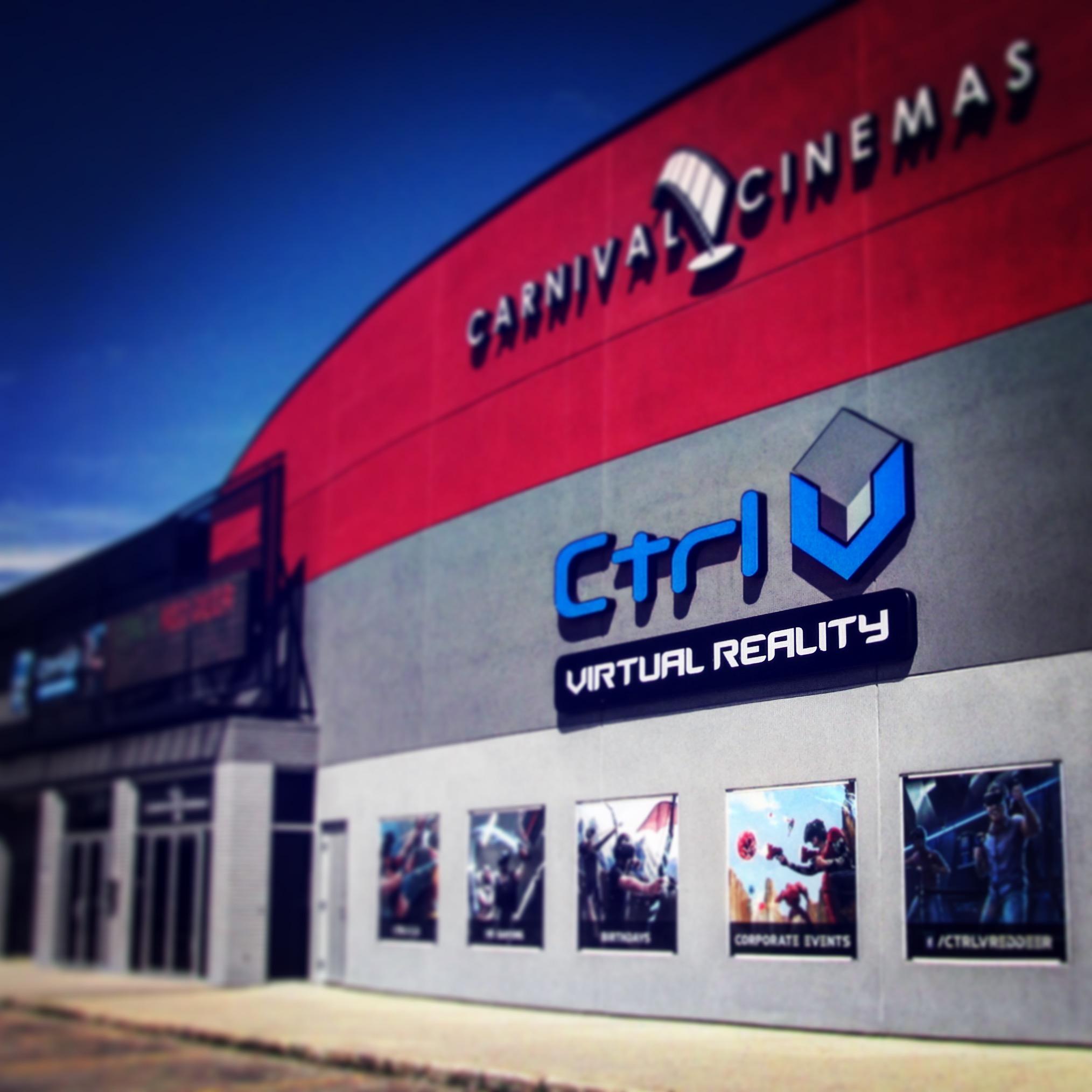Ctrl V - Red Deer: Carnival Cinemas