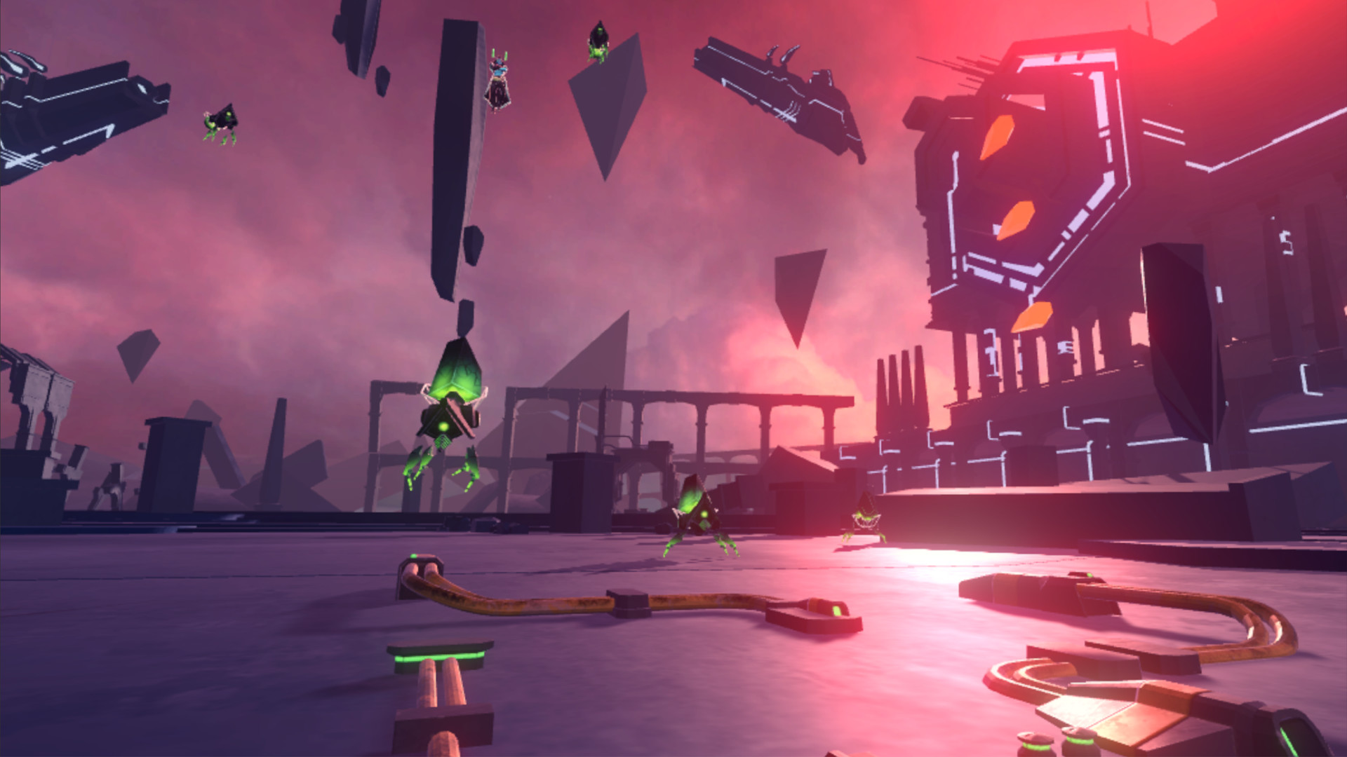 Blasters of the Universe Screenshot