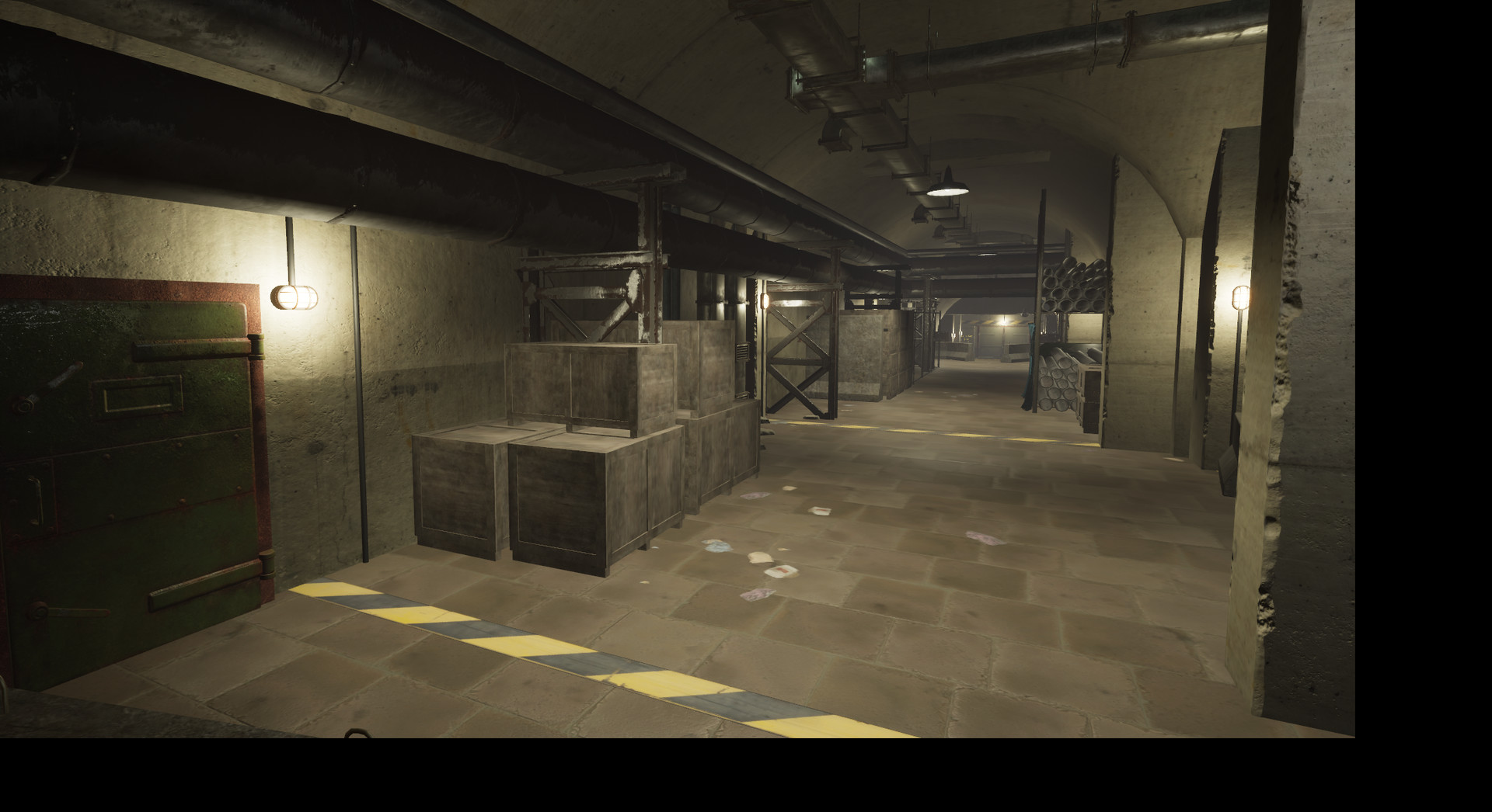 Covert Syndrome Screenshot