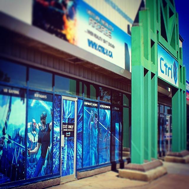 Ctrl V - Edmonton: Edmonton West