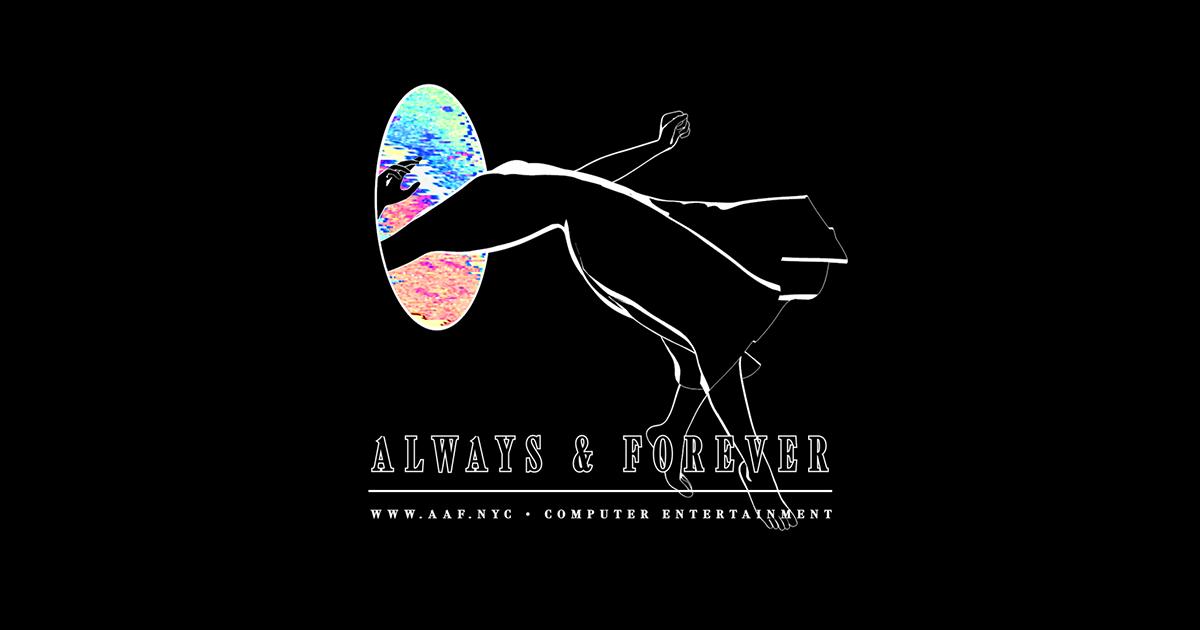 Always & Forever Entertainment Logo