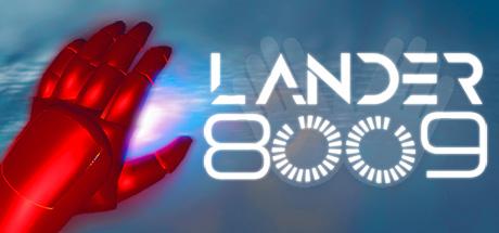Lander 8009 Header