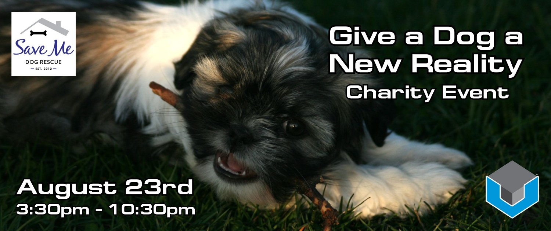 Save Me Dog Rescue Community Slider