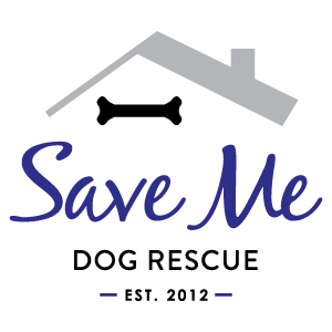 Save Me Dog Rescue Community Logo