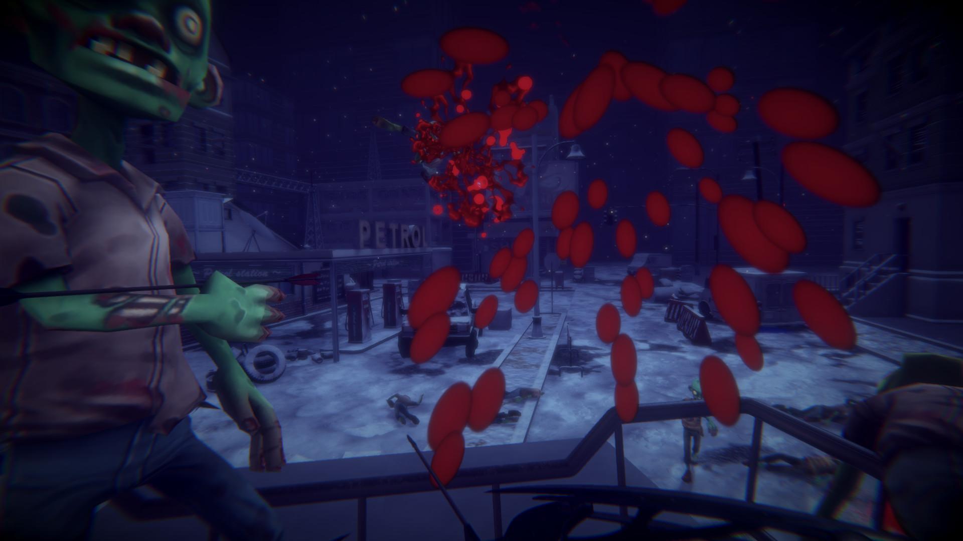 Dracula: Vampires vs Zombies Screenshot