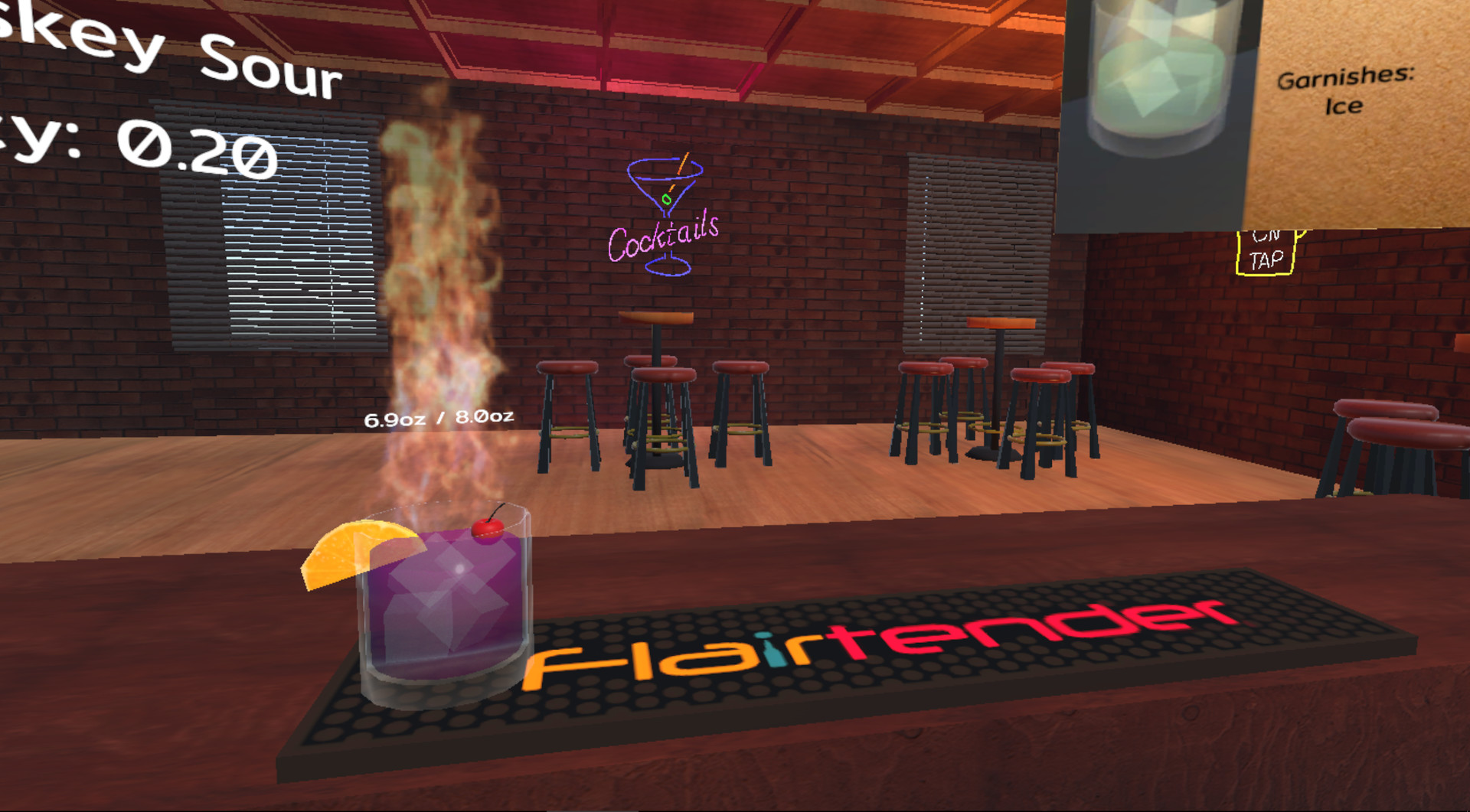 Flairtender Screenshot