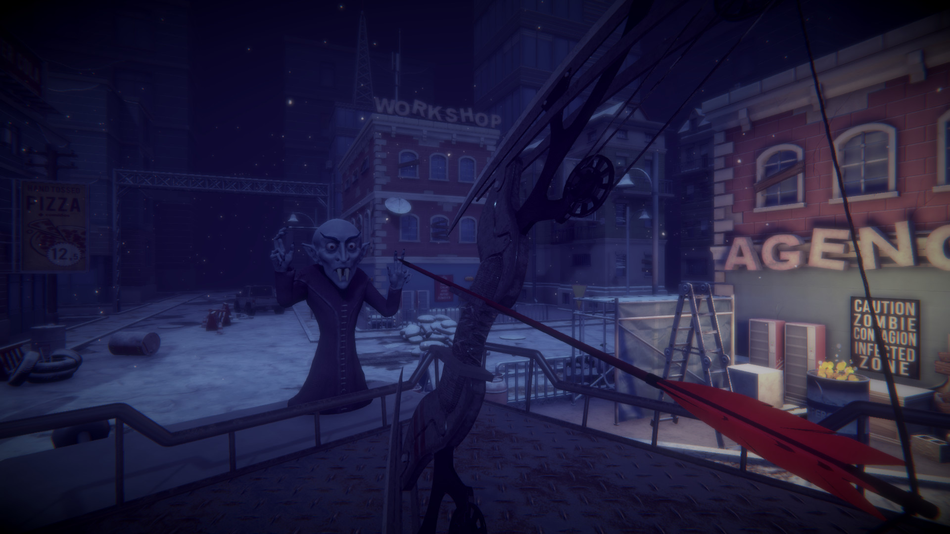 Dracula: Vampires vs Zombies Screenshot