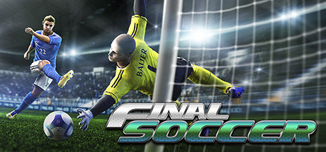 Final Soccer VR Header