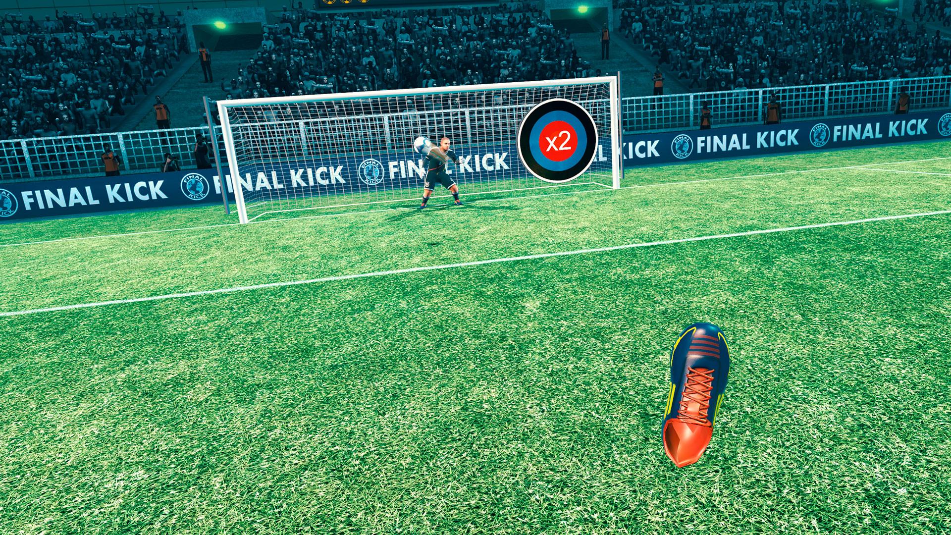 Final Soccer VR Screenshot
