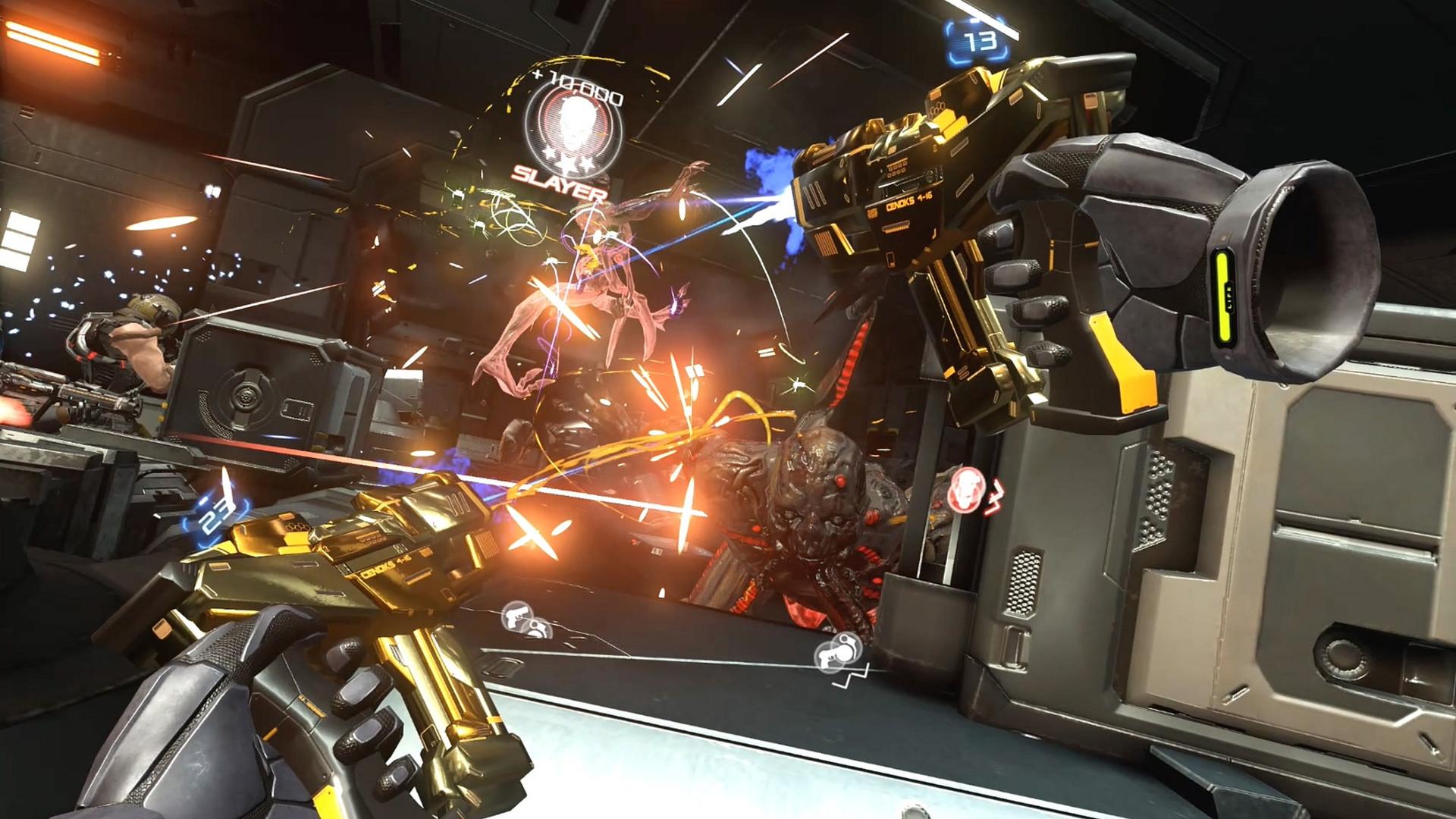 Mortal Blitz Screenshot