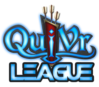 QuiVr League Logo