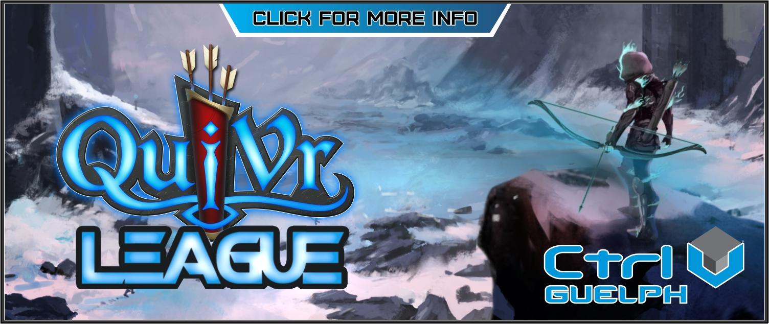 QuiVr League Banner