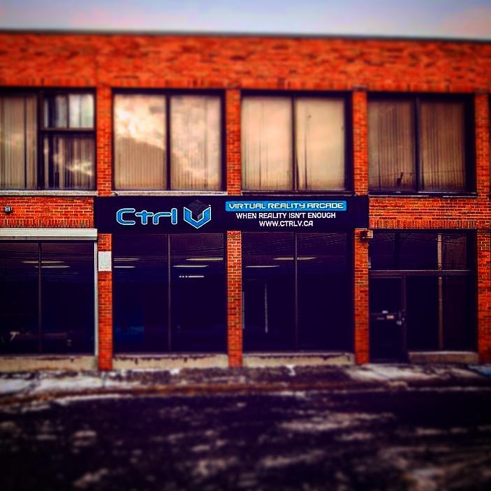 Ctrl V - North York: Downsview