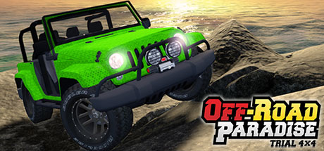 Off-Road Paradise Header