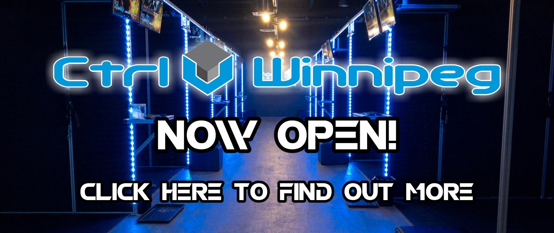 Winnipeg Now Open