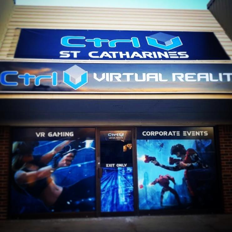 Ctrl V - St Catharines: Hartzel