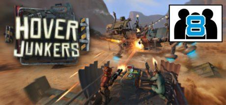 Hover Junkers Multiplayer Header