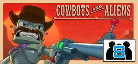 Cowbots and Aliens Multiplayer Header