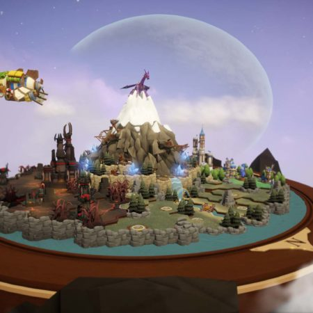 Skyworld Screenshot