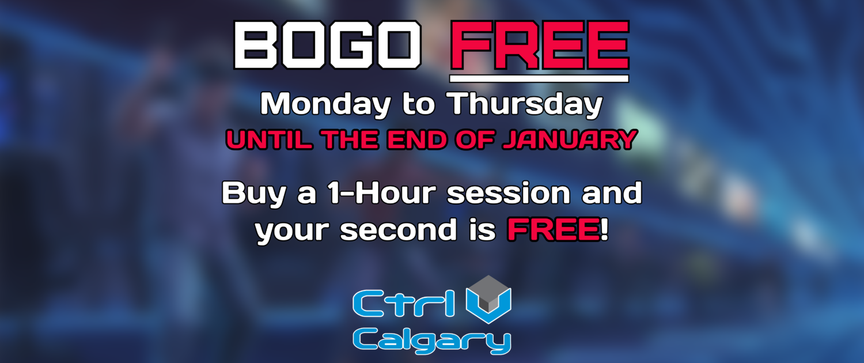 Calgary BOGO Free Slider