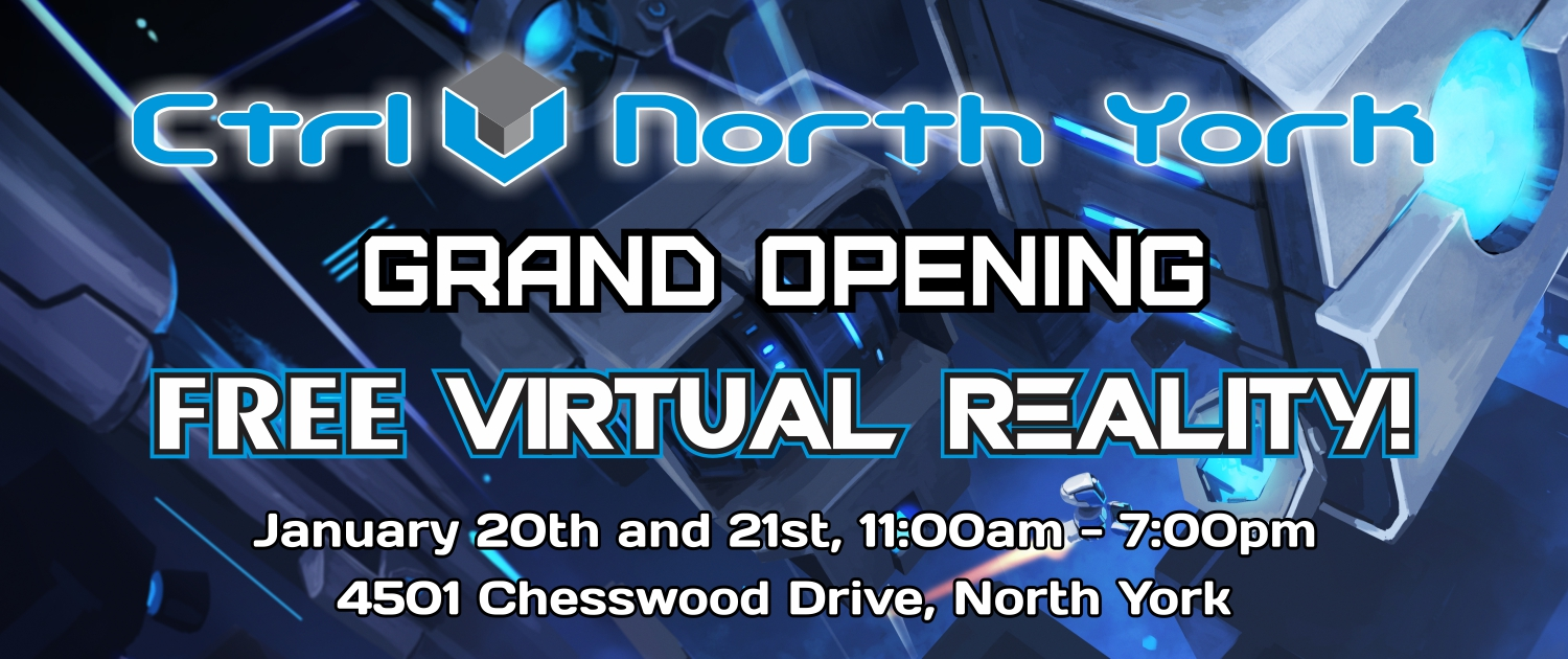 North York Grand Opening