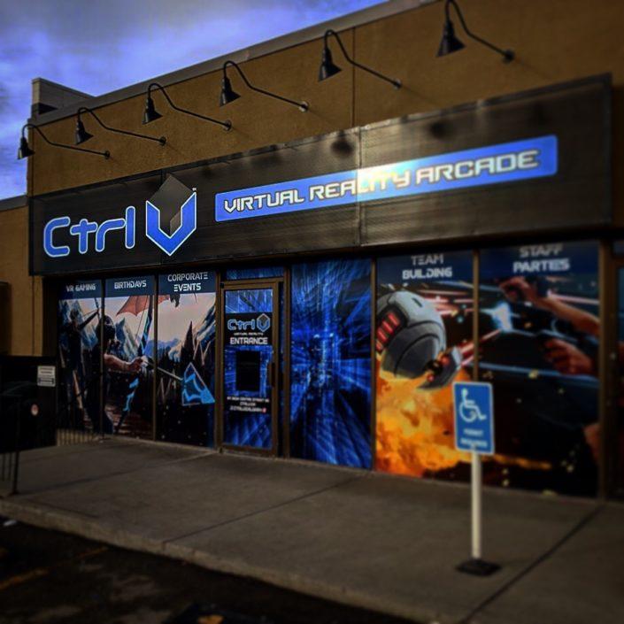Ctrl V - Calgary: Glenmore & Centre