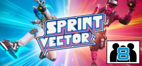 Sprint Vector Multiplayer Header