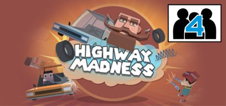 Highway Madness Multiplayer Header