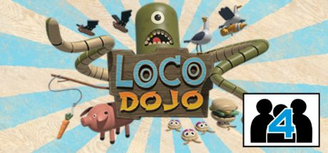 Loco Dojo Multiplayer Header