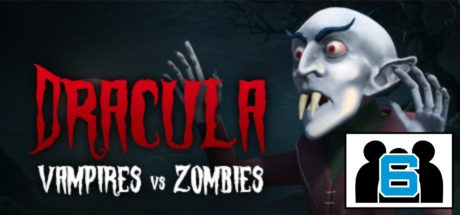 Dracula Vampires vs Zombies Multiplayer Header