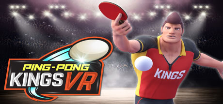 Ping Pong Kings VR Header