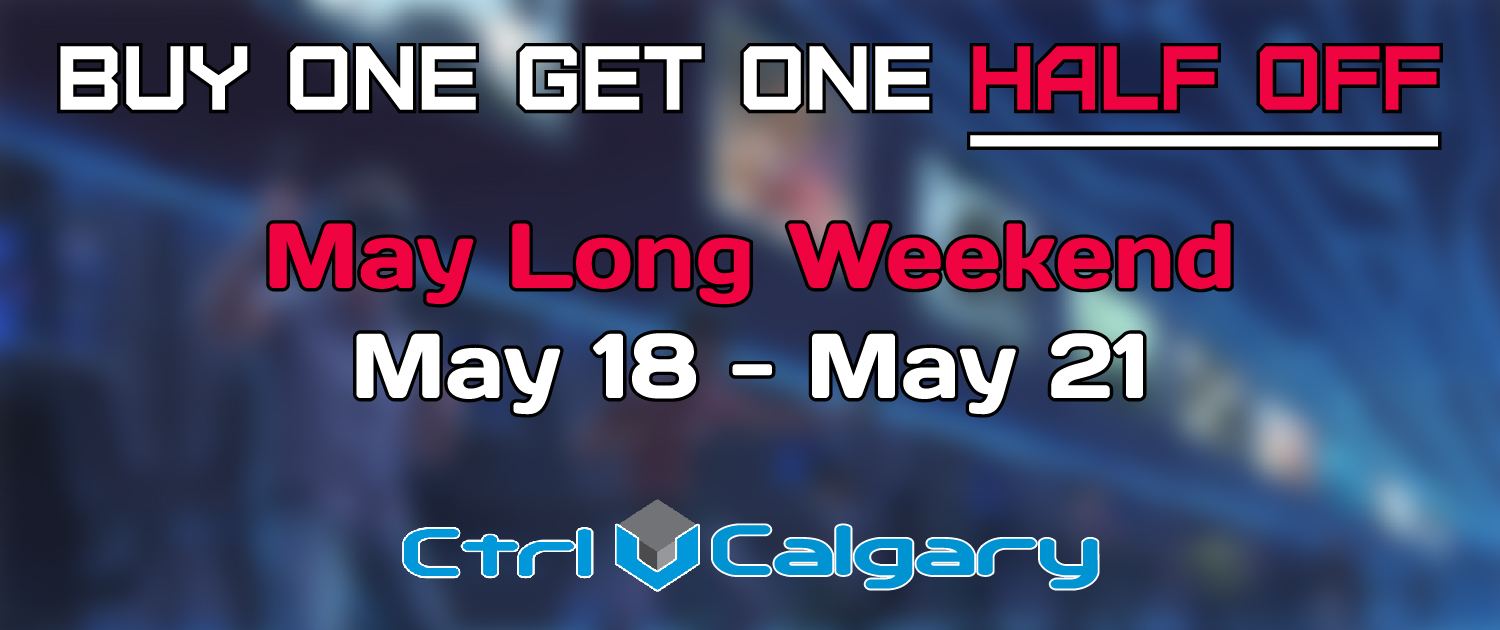 Calgary May Long Weekend Slider