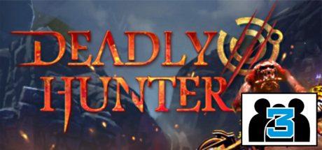 Deadly Hunter Multiplayer Header