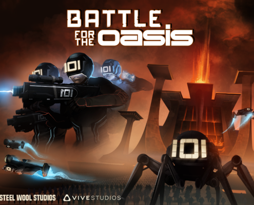 Ready Player One Oasis: Battle for the Oasis