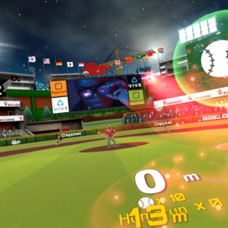 Baseball Kings VR Screenshot