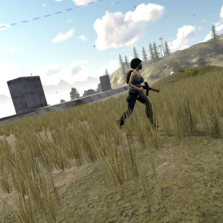 Stand Out VR Battle Royale Screenshot