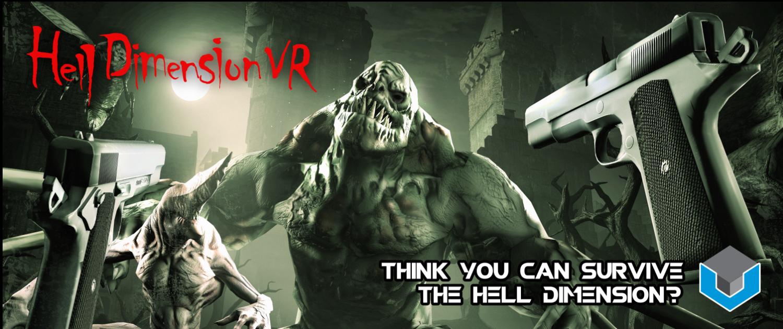 Hell Dimension VR Slider